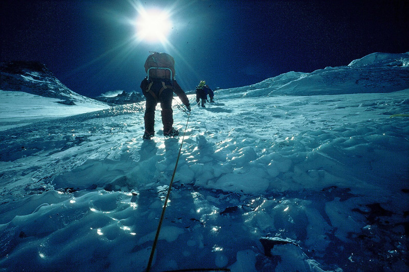 Messner Leben am Limit