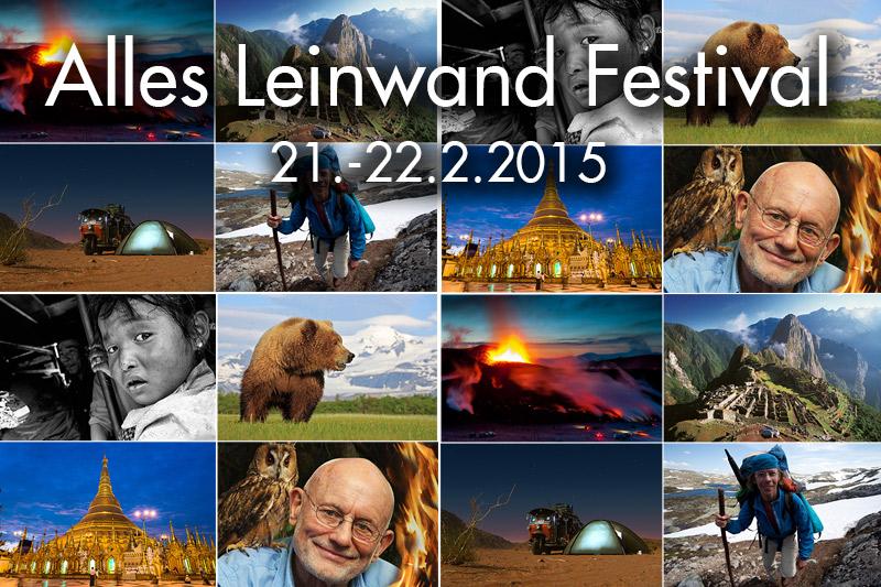 Alles Leinwand Festival 2 Tageskarten