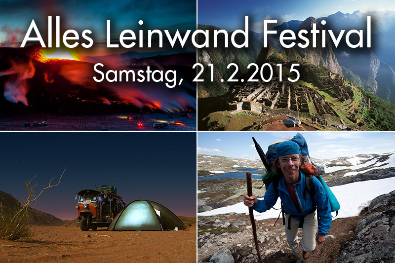 Alles Leinwand Festival 2015