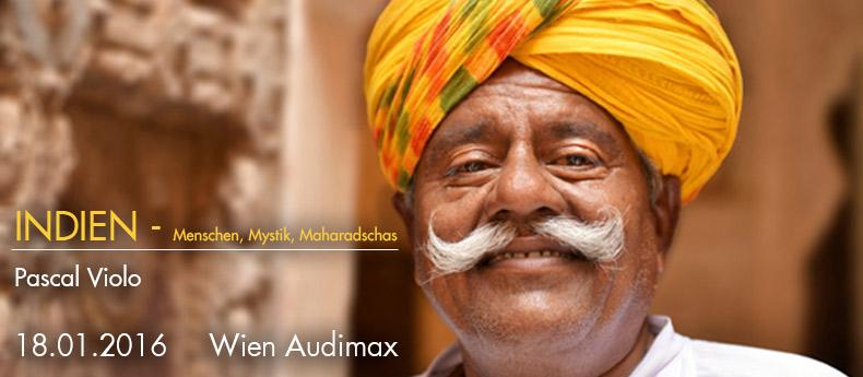 Wien Audimax Indien 2016
