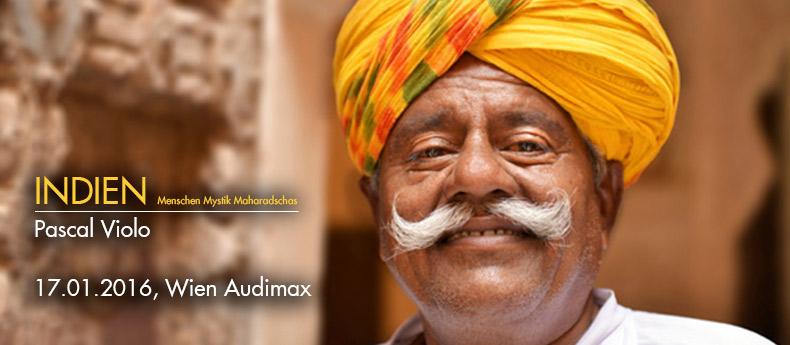 Indien Wien Audimax