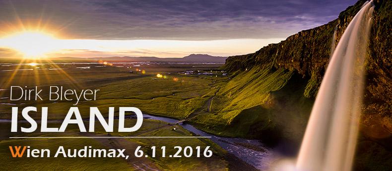 Bleyer - Island - Wien Audimax