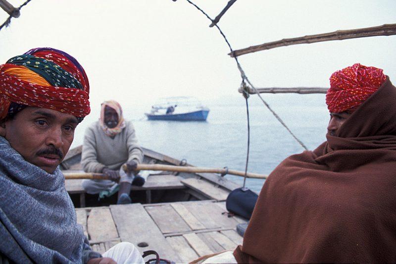 Indien Ganges Varanasi