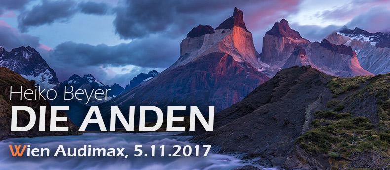 Die Anden im Audimax