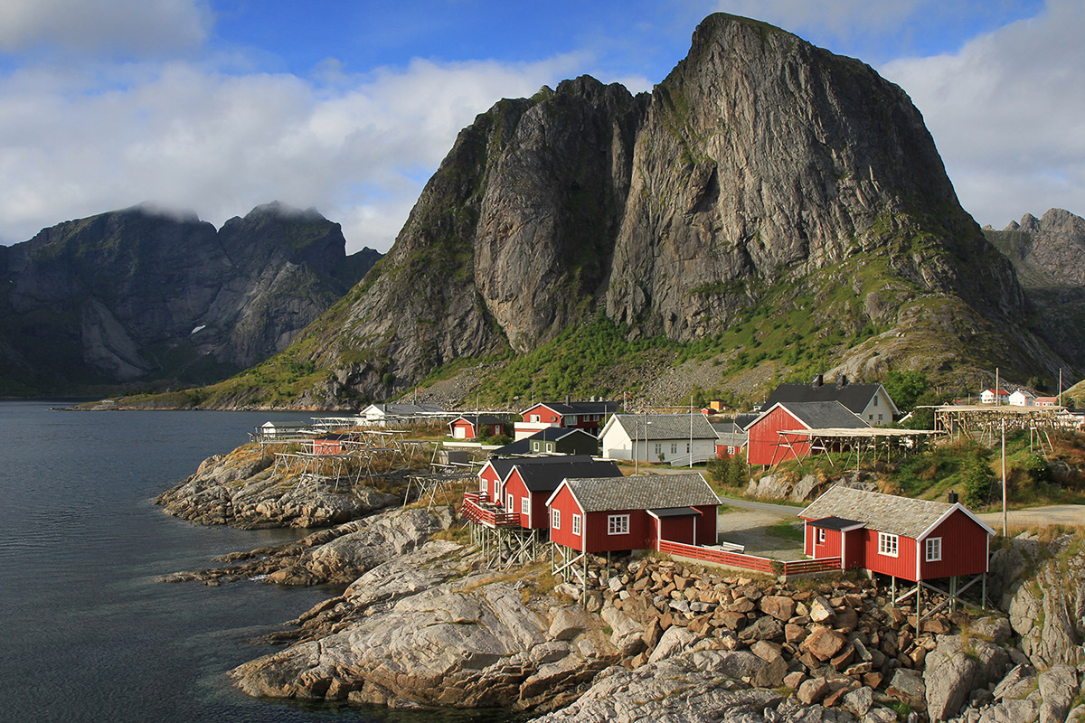 Norwegen - Steinberg