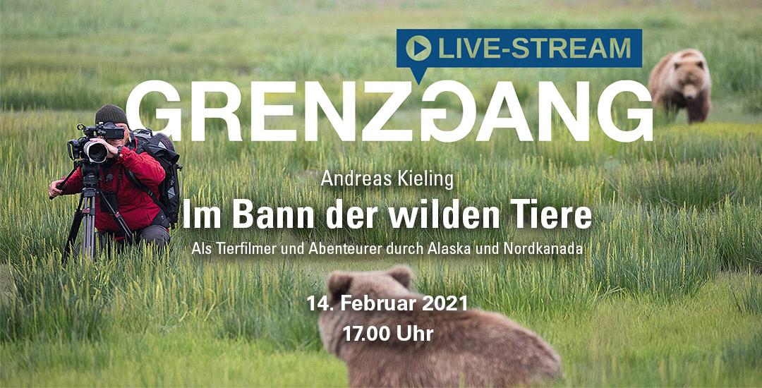 Andreas Kieling Tour 2021